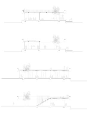 Middenpier section 1.200 copyright civic architects 291x420