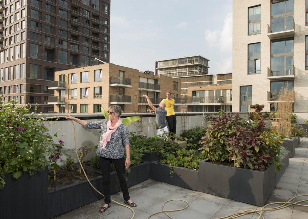 400 opdrachtgevers 1 architect: co-creatie sociale woningbouw Space-S