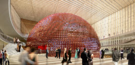 Atatürk Cultural Center Istanboel krijgt facelift
