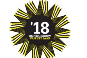 Jury BNA Beste Gebouw van het Jaar 2018 bekend