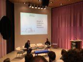 Aboutaleb ontvangt 'Letters to the Mayor' van architecten in HNI