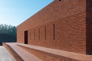 Ontvangstpaviljoen Steenfabriek Vogelensangh – Bedaux de Brouwer Architecten