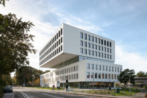 KUL Campus Brugge – Abscis Architecten