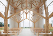 Blog – Agri Kapel in Nagasaki door Momoeda Yu Architecture Office