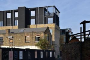 Black house Londen – Simon Conder Associates