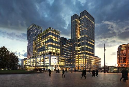 MVRDV_Kruisplein_Rotterdam_Impressie Mozses