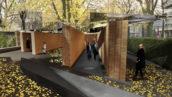 Holocaust Namenmonument Amsterdam krijgt 102.000 namen op evenzoveel bakstenen