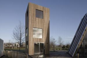 Slim Fit micro woning – Ana Rocha architecture