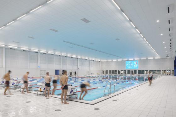 Zwemcentrum rotterdam kraaijvanger architects foto ronald tilleman 6 560x374