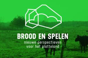 Rijksadviseurs lanceren ontwerpprijsvraag Brood en Spelen over platteland