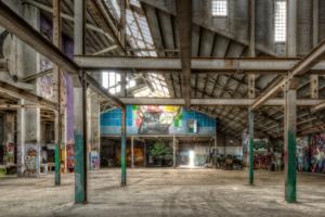 ZUS ontwerpt danceclub in Emaillefabriek Ferro M4H Rotterdam
