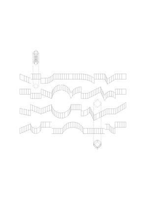 Muren, toren en tafel-axo-Axo UNStudio Unfair Tomas Dirrix