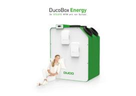 DucoBox Energy wereldprimeur in ventilatie