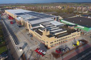 Ver- en herbouw fabriekshal en kantoren Agrifac Steenwijk – B+O Architecten