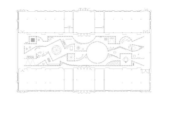Floorplan UNStudio Unfair Tomas Dirrix