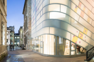 Maggie's Centre Barts Londen – Steven Holl Architects