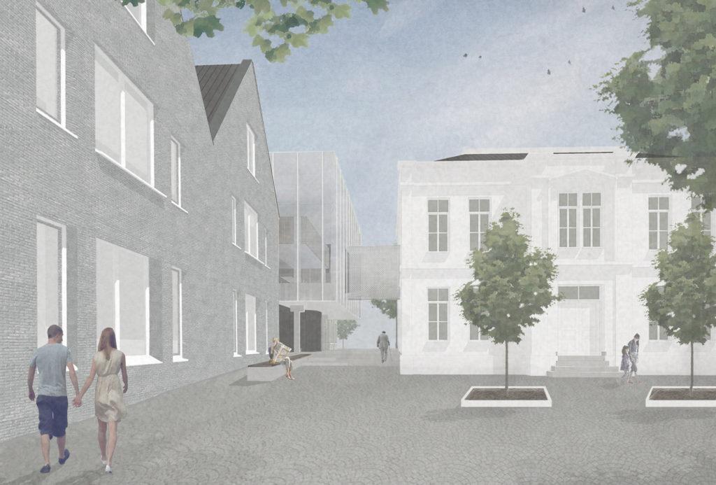 RESET Architecture-verbouwing gemeentehuis geldrop