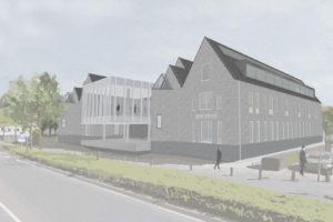 Verbouwing gemeentehuis Geldrop-Mierlo uit de startblokken