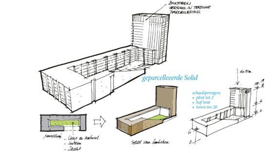 Toren Hoorn door GeO architecten