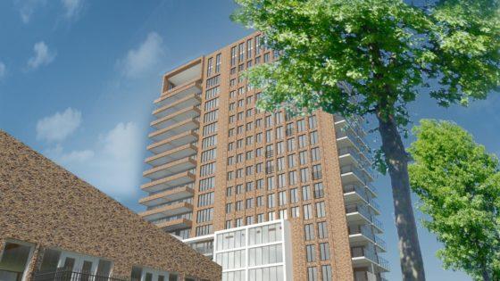 TorenHoorn door GeO Architecten