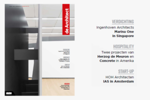 Verschenen: de Architect maart 2018