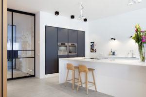 Stadsloft met strakke elementen – BNLA architecten