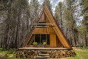 Blog – Yosemite A-Frame in Sierra National Forest, California
