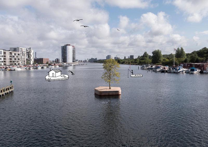 CPHØ1 Copenhagen Islands door Fokstrot