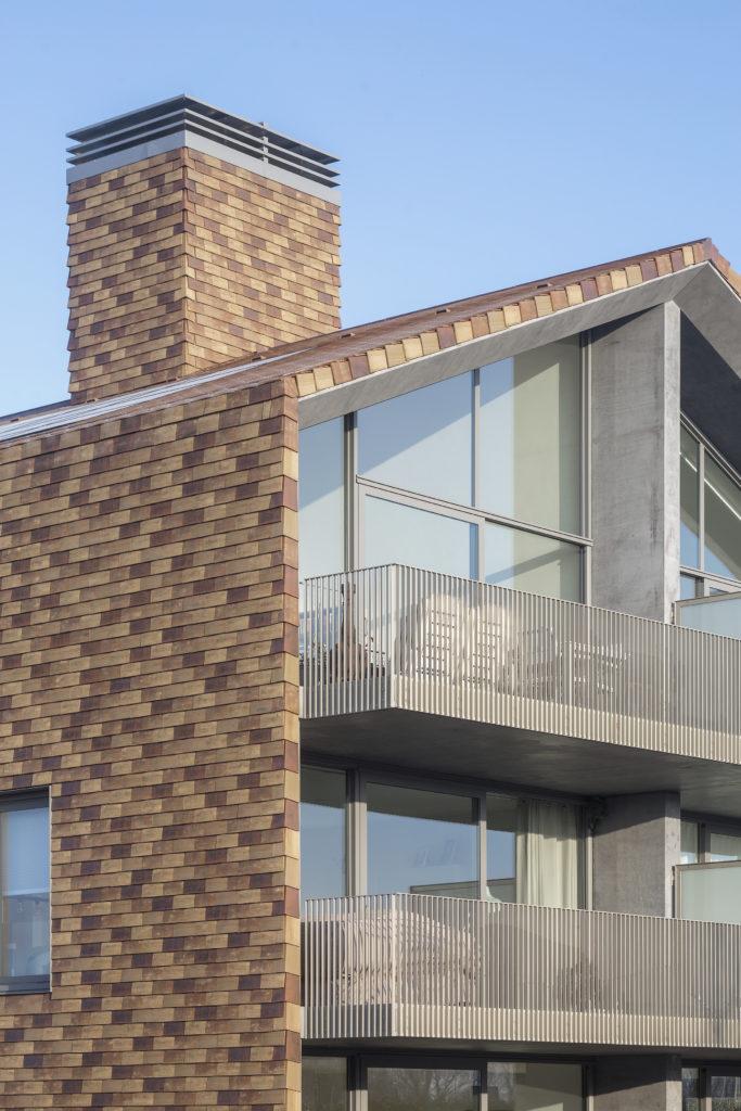 Woonhoeve Diemen door Marcel Lok Architect. Fotografie Luuk Kramer