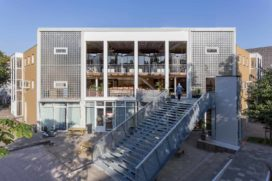 Ru Paré Community en IJhal winnen Amsterdamse Architectuur Prijs (Gouden A.A.P.) 2018