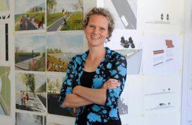 Hanneke Kijne benoemd tot hoofd Landschapsarchitectuur AHK
