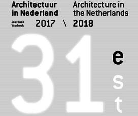 Win het jaarboek Architectuur in Nederland 2017/2018